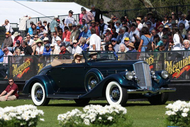 1935 Pierce Arrow 1245 Convertible Coupe Car Vehicle Classic Retro Sport Supercar 1536x1024 (2) wallpaper