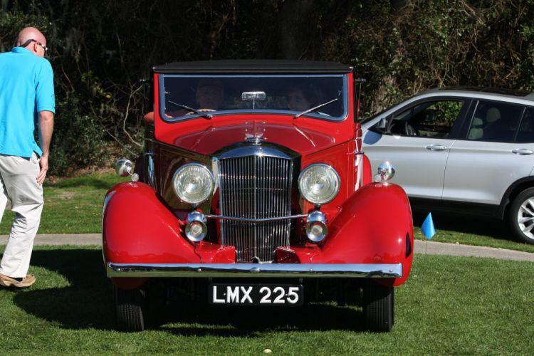 1936 Railton Fairmile Red Car Vehicle Classic Retro Sport Supercar 1536x1024 (3) wallpaper