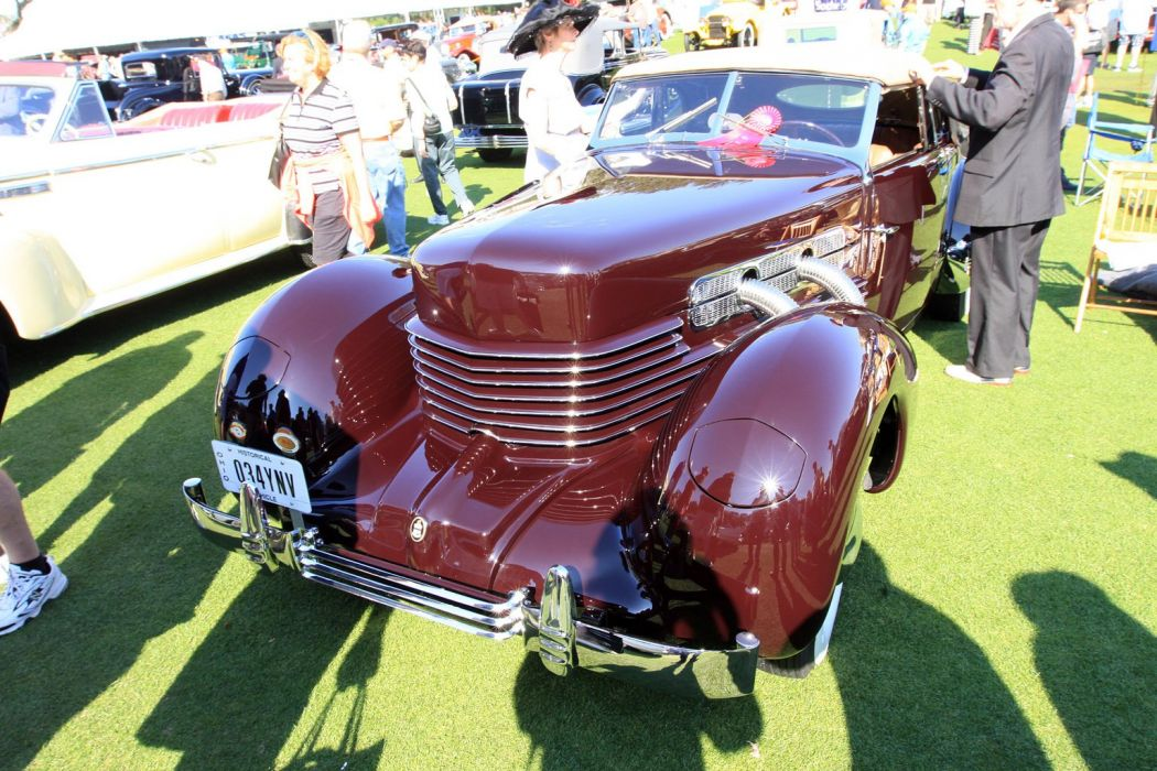 1937 Cord 812 Phaeton Car Vehicle Classic Retro Sport Supercar 1536x1024 wallpaper