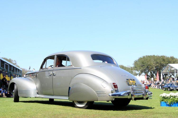 1941 Packard One Eighty LeBaron Sport Brougham Car Vehicle Classic Retro Sport Supercar 1536x1024 (3) wallpaper