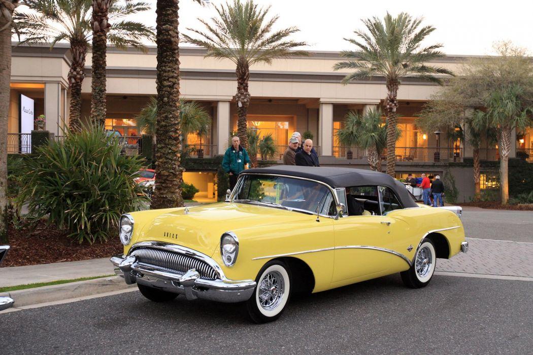 1954 Buick Skylark Car Vehicle Classic Retro Sport Supercar 1536x1024 (1) wallpaper