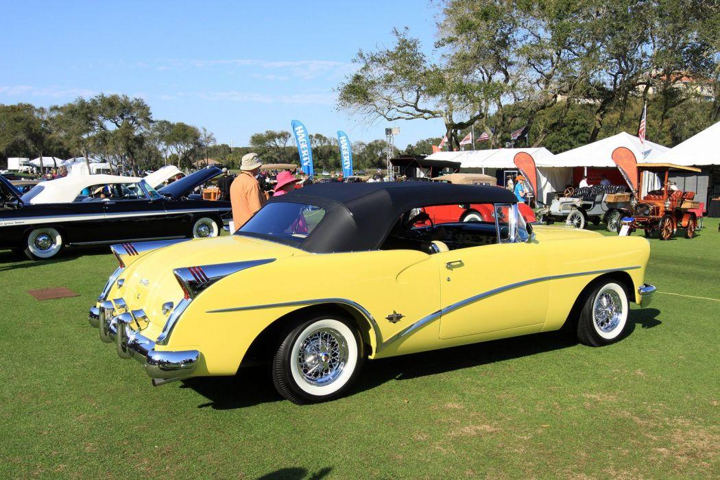 1954 Buick Skylark Car Vehicle Classic Retro Sport Supercar 1536x1024 (2) wallpaper