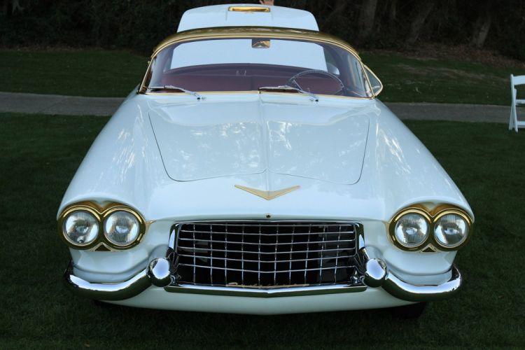 1955 Cadillac Special Car Vehicle Classic Retro Sport Supercar Gold 1536x1024 (3) wallpaper
