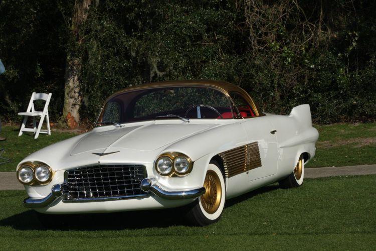 1955 Cadillac Special Car Vehicle Classic Retro Sport Supercar Gold 1536x1024 (2) wallpaper
