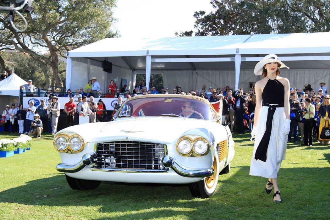 1955 Cadillac Special Car Vehicle Classic Retro Sport Supercar Gold 1536x1024 (5) wallpaper