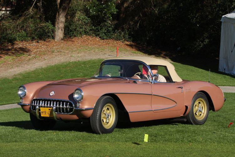 1956 Chevrolet Corvette SR Car Vehicle Classic Retro Sport Supercar 1536x1024 (4) wallpaper