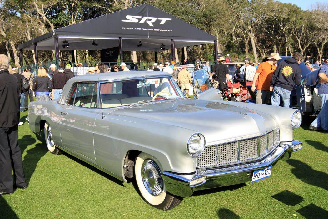 1956 Continenal Mark-II Car Vehicle Classic Retro Sport Supercar 1536x1024 wallpaper