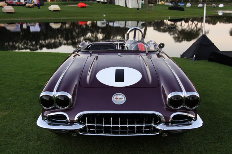 Nickey Chevrolet 1959 Chevrolet Corvette aeoPurple People Eater MKIIIaeu Race Racing Car Vehicle Classic Retro Sport Supercar 1536x1024 (2) wallpaper