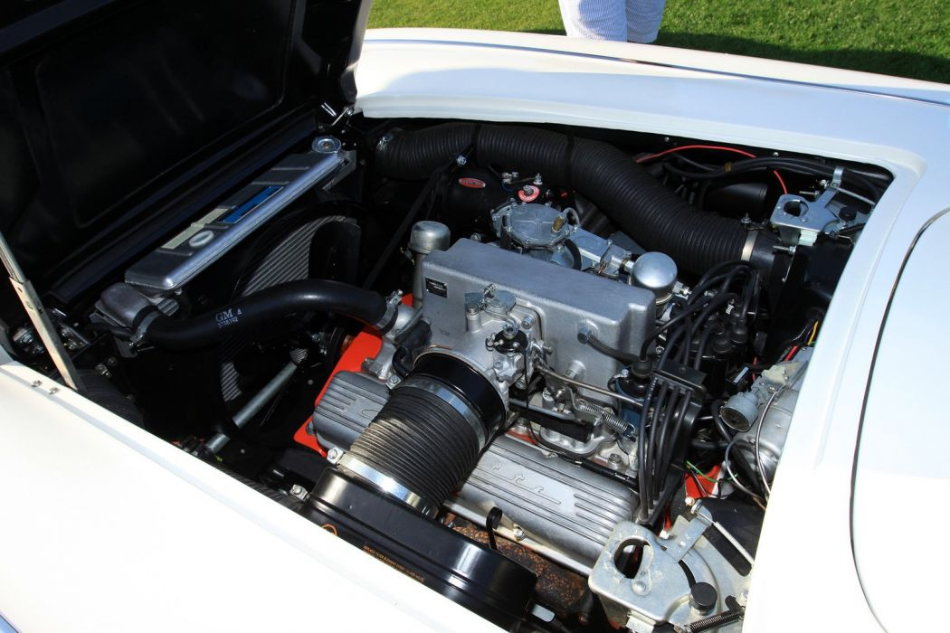 RRR Motors 1960 Chevrolet Corvette Race Racing Car Vehicle Classic Retro Sport Supercar Engine 1536x1024 (5) wallpaper