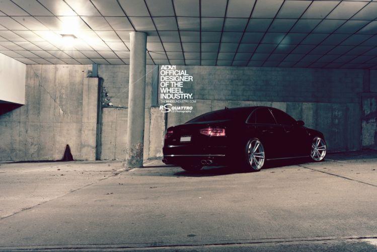 Audi-A8 wallpaper