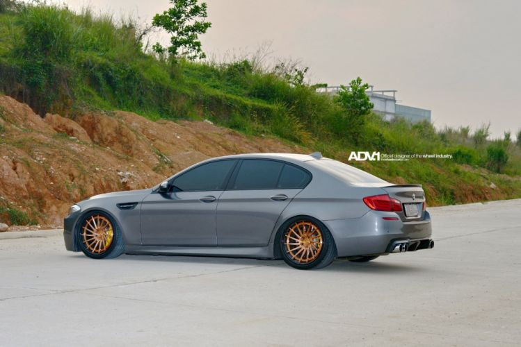 BMW-F10-M5 wallpaper