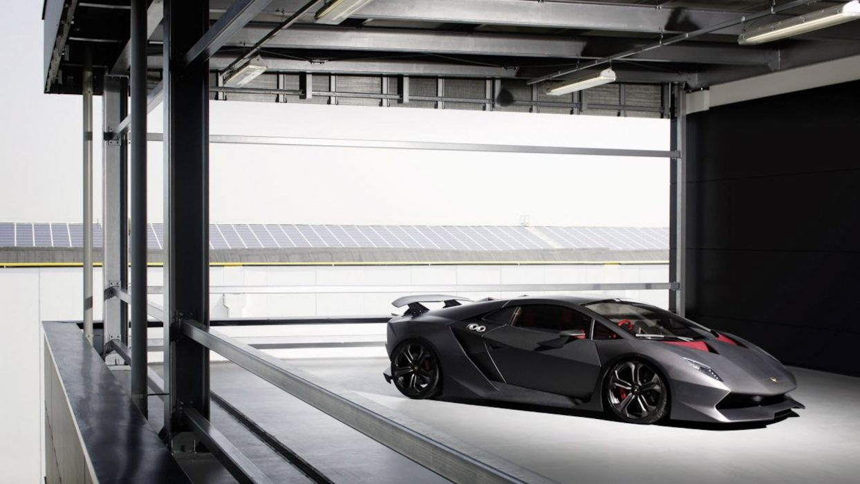 Lamborghini Sesto Element wallpaper