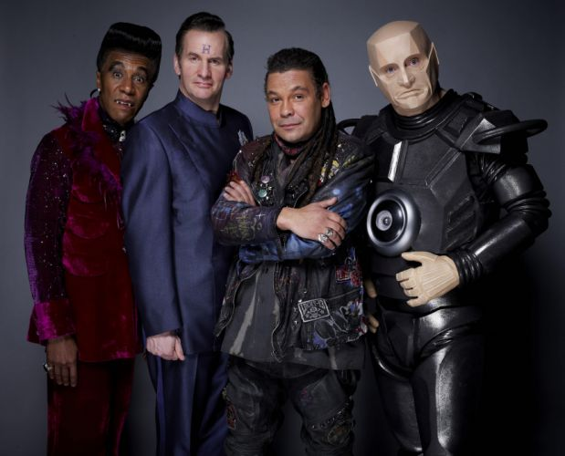 RED DWARF series comedy sci-fi fantasy bbc (3) wallpaper