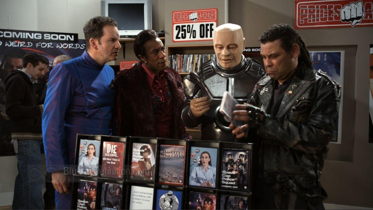 RED DWARF series comedy sci-fi fantasy bbc (12) wallpaper