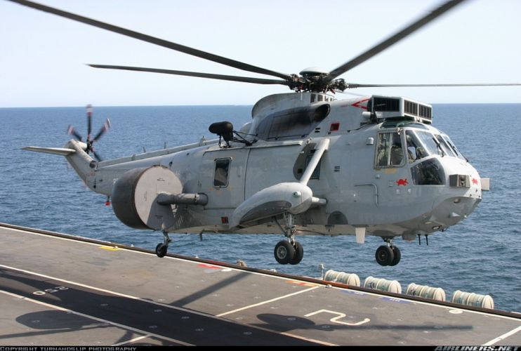 Helicopter Aircraft Vehicle Military Navy Transport Cargo (1) wallpaper