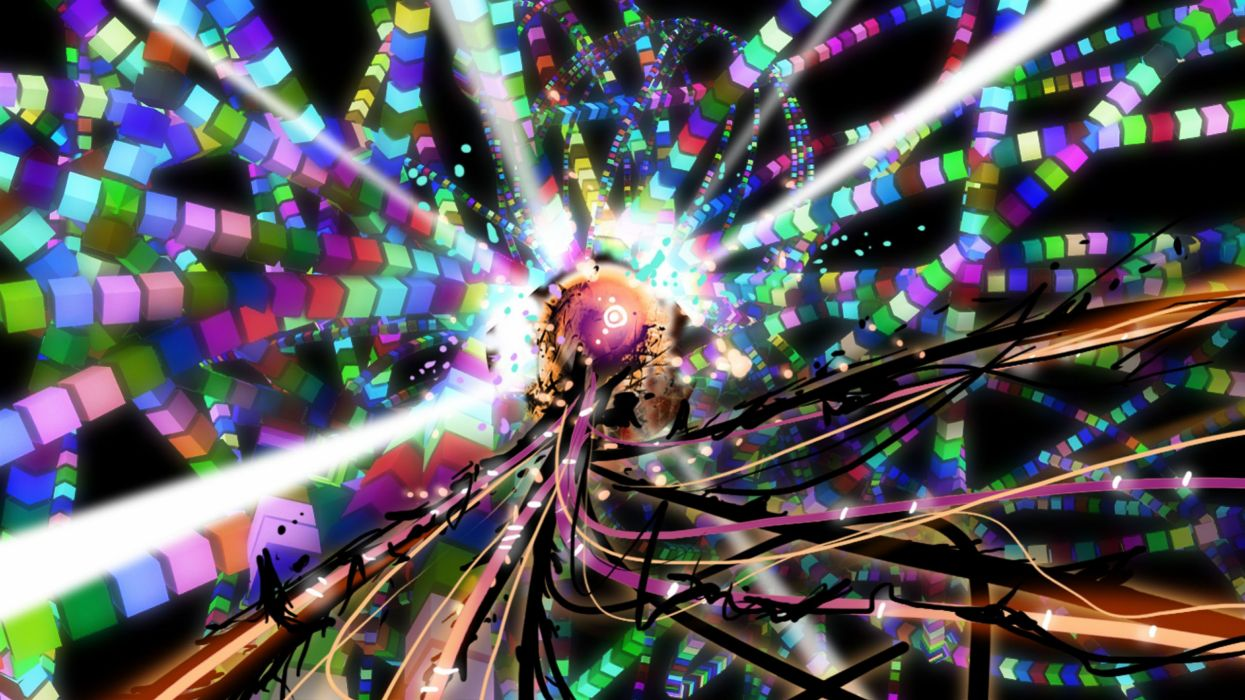 CHILD-OF-EDEN action psychedelic abstract music shooter child eden fantasy (1) wallpaper