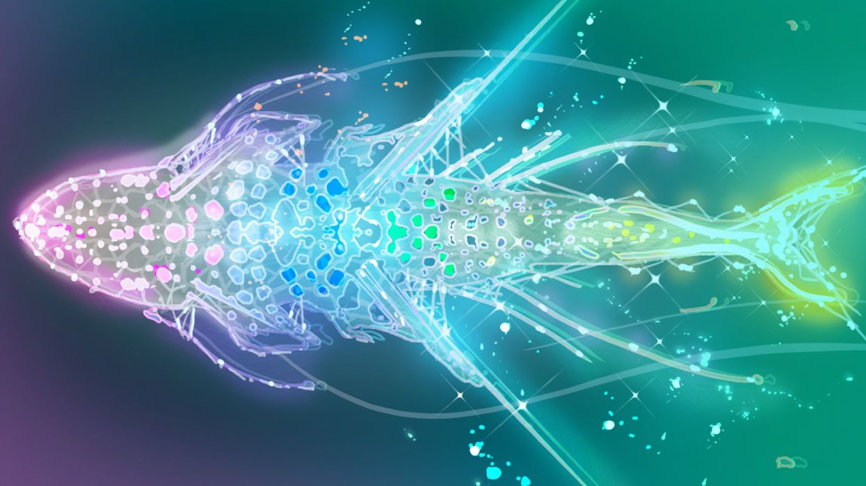 CHILD-OF-EDEN action psychedelic abstract music shooter child eden fantasy (5) wallpaper
