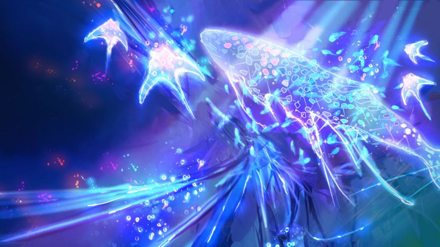 CHILD-OF-EDEN action psychedelic abstract music shooter child eden fantasy (10) wallpaper
