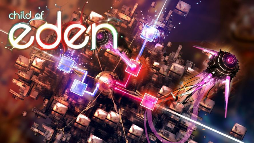 CHILD-OF-EDEN action psychedelic abstract music shooter child eden fantasy (22) wallpaper