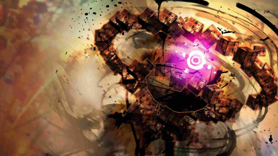 CHILD-OF-EDEN action psychedelic abstract music shooter child eden fantasy (23) wallpaper