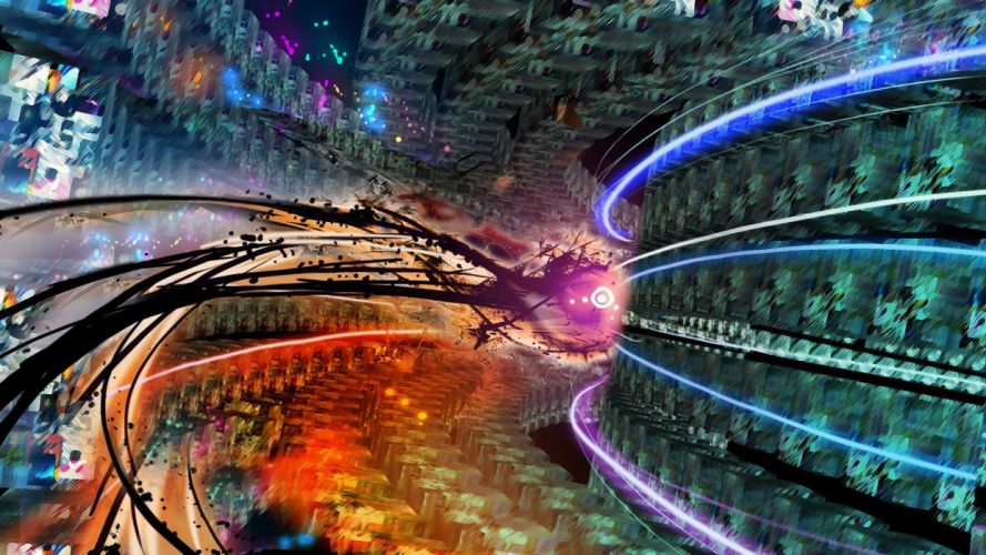 CHILD-OF-EDEN action psychedelic abstract music shooter child eden fantasy (26) wallpaper