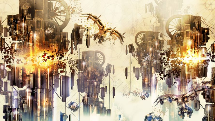 CHILD-OF-EDEN action psychedelic abstract music shooter child eden fantasy (39) wallpaper