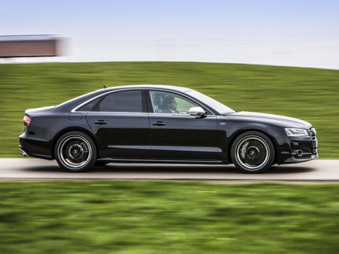 ABT Audi Audi-A8 AS8-D4 2014 Car Vehicle Sport Supercar Sportcar Supersport Tunning Germany 4000x3000 (4) wallpaper