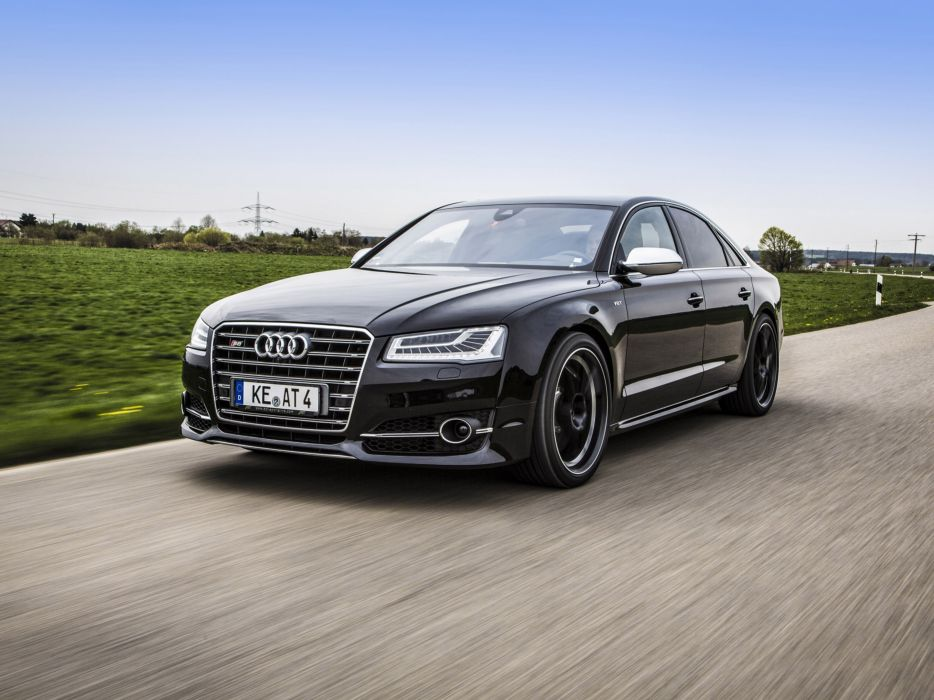 ABT Audi Audi-A8 AS8-D4 2014 Car Vehicle Sport Supercar Sportcar Supersport Tunning Germany 4000x3000 (2) wallpaper