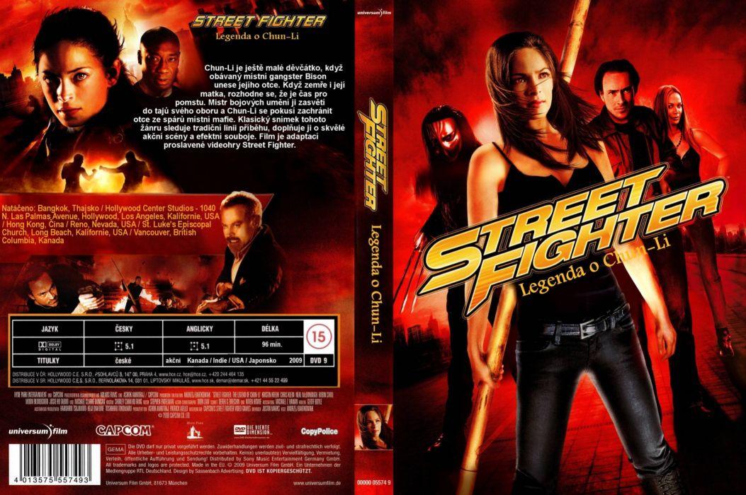 Street Fighter Legend Of Chun Li Action Crime Fantasy Martial Game