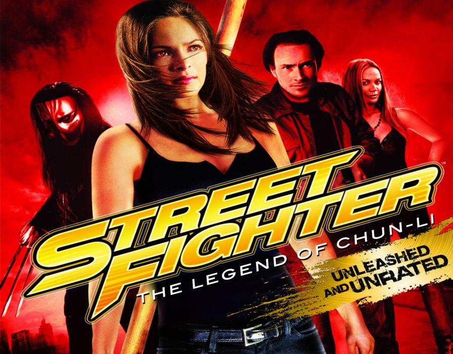 STREET FIGHTER Legend Of Chun-Li action crime fantasy martial game (17) wallpaper