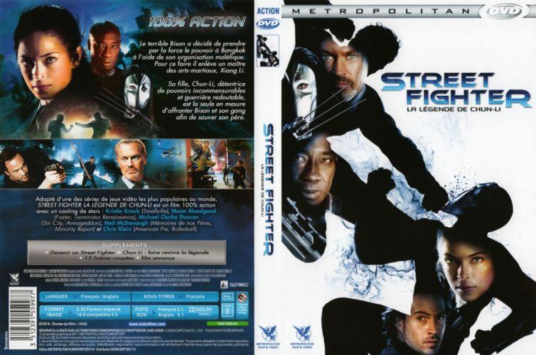 STREET FIGHTER Legend Of Chun-Li action crime fantasy martial game (16) wallpaper