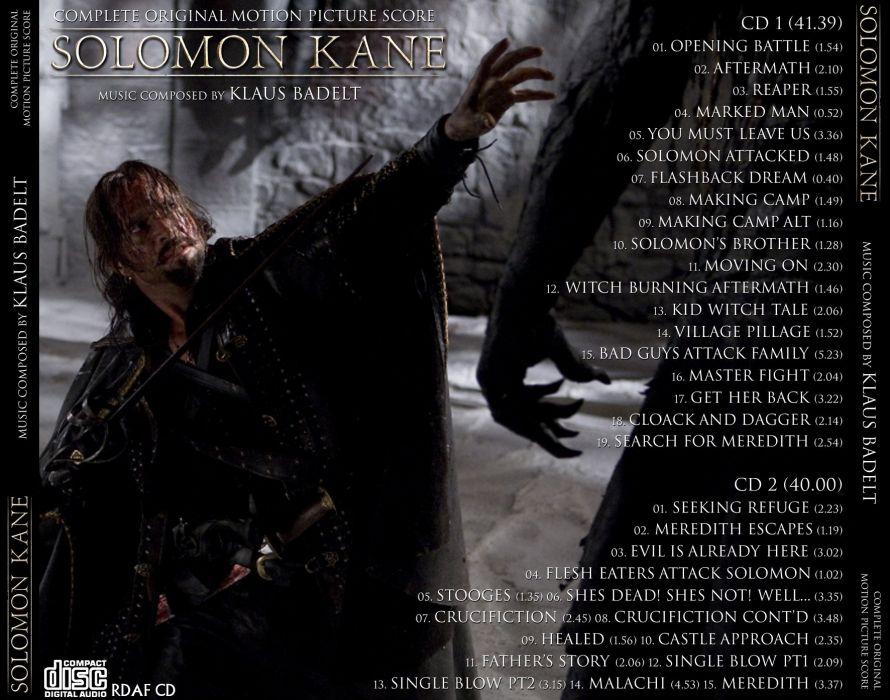 SOLOMON KANE action adventure fantasy (11) wallpaper