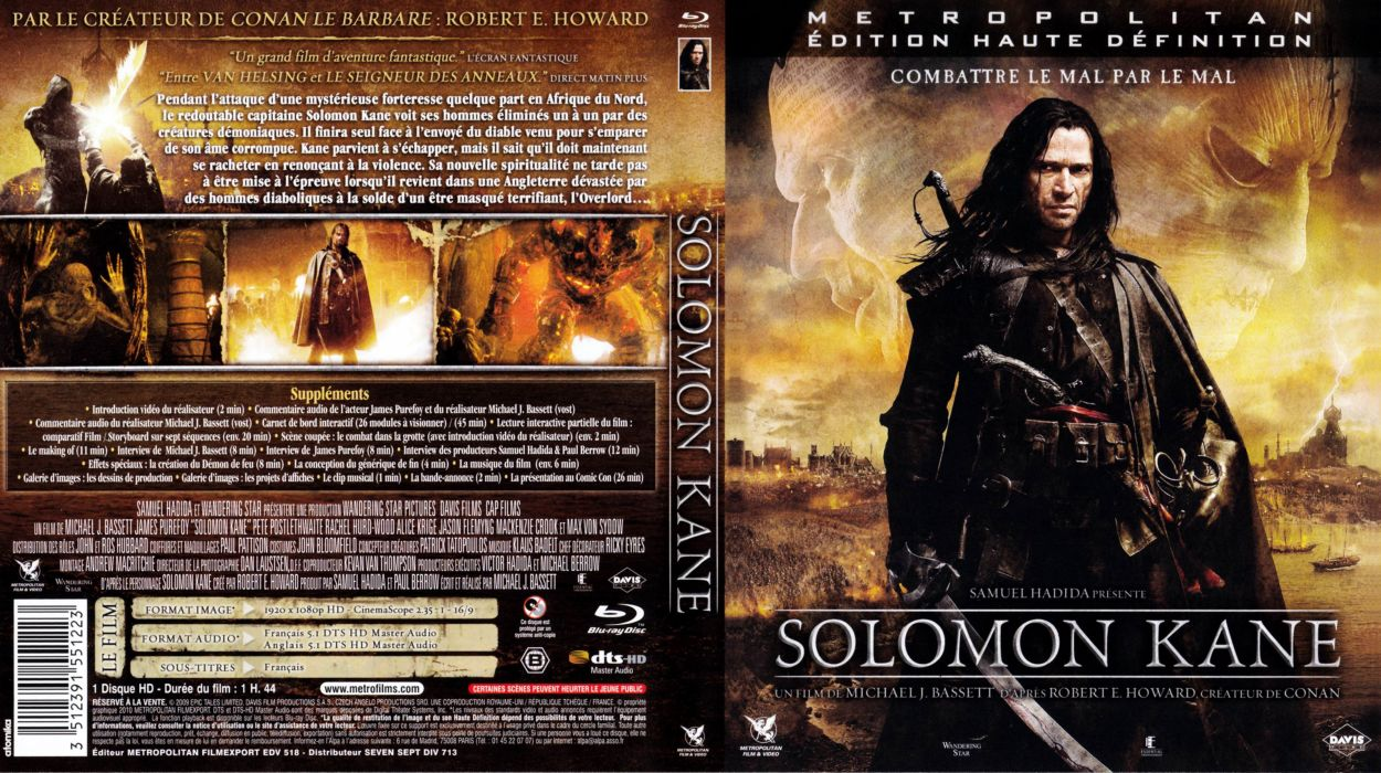 SOLOMON KANE action adventure fantasy (9) wallpaper