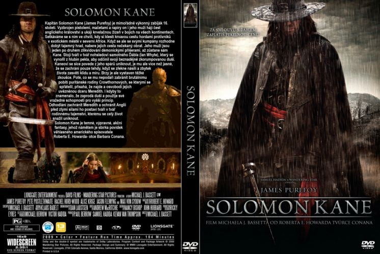 SOLOMON KANE action adventure fantasy (74) wallpaper