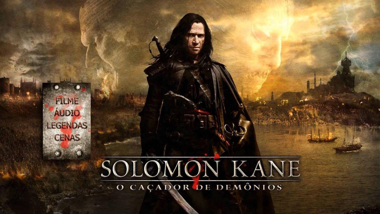 SOLOMON KANE action adventure fantasy (77) wallpaper