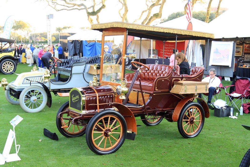 1904 Cameron Experimental-J Car Vehicle Classic Retro 1536x1024 (6) wallpaper