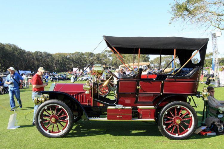 1908 National Touring Car Vehicle Classic Retro 1536x1024 (4) wallpaper