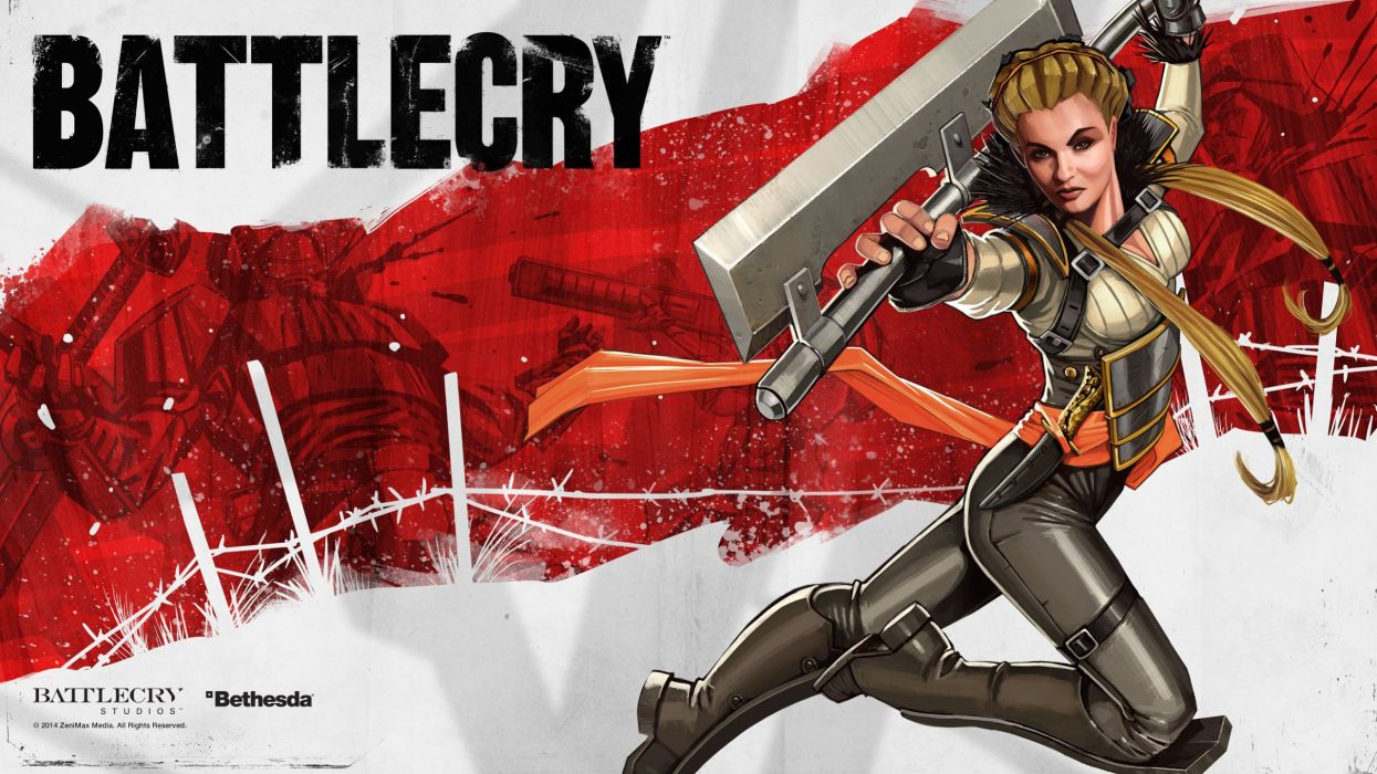 BATTLECRY board war military strategy action warrior fight (12) wallpaper