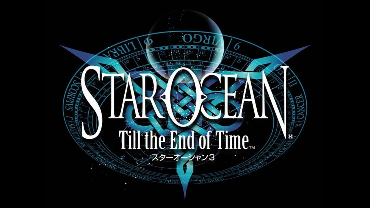 Star Ocean Action Rpg Fantasy Anime Sci Fi Star Ocean 1