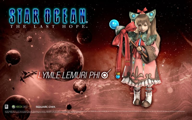 STAR-OCEAN action rpg fantasy anime sci-fi star ocean (4) wallpaper