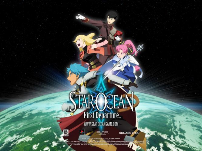 STAR-OCEAN action rpg fantasy anime sci-fi star ocean (12) wallpaper