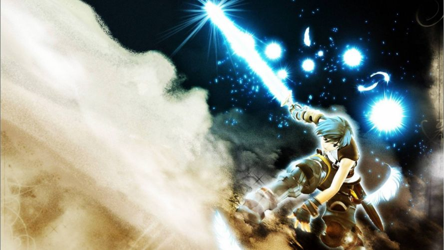 STAR-OCEAN action rpg fantasy anime sci-fi star ocean (33) wallpaper