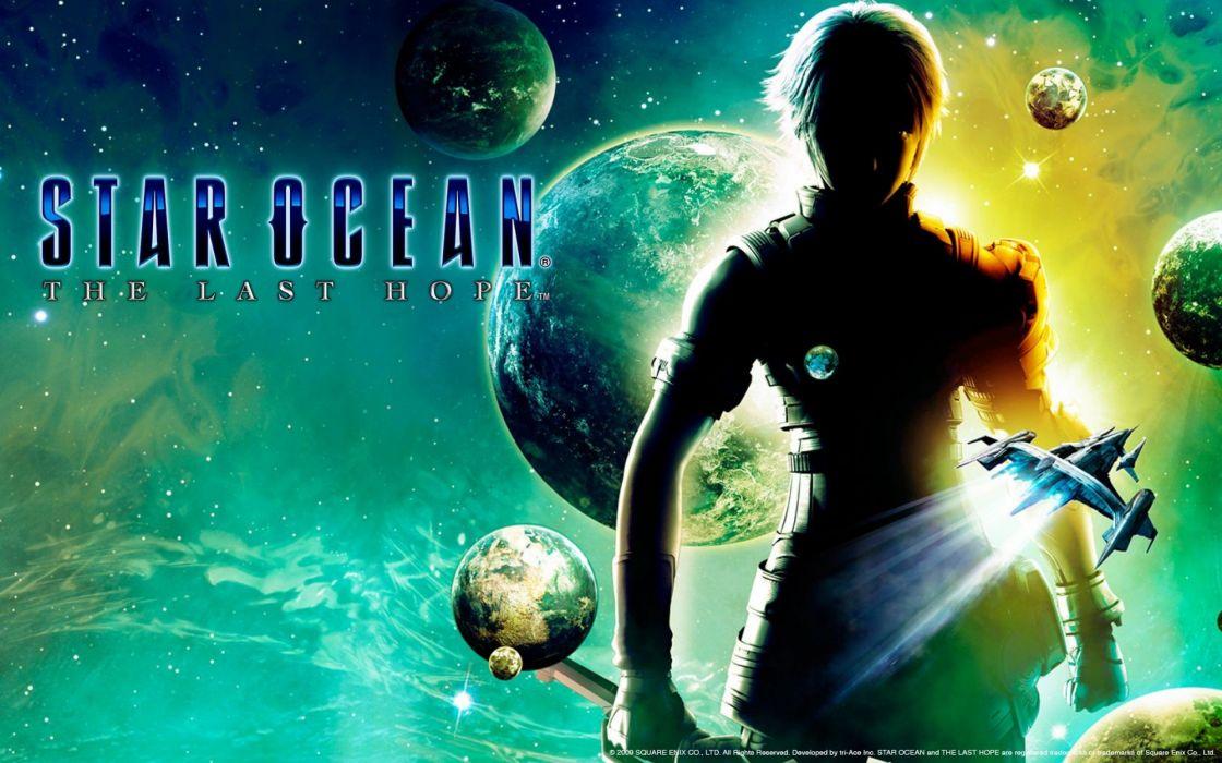 STAR-OCEAN action rpg fantasy anime sci-fi star ocean (52) wallpaper