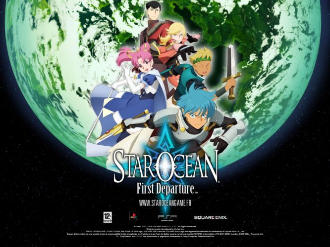 STAR-OCEAN action rpg fantasy anime sci-fi star ocean (59) wallpaper