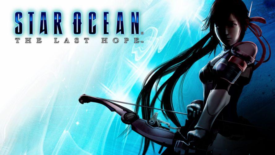 STAR-OCEAN action rpg fantasy anime sci-fi star ocean (56) wallpaper