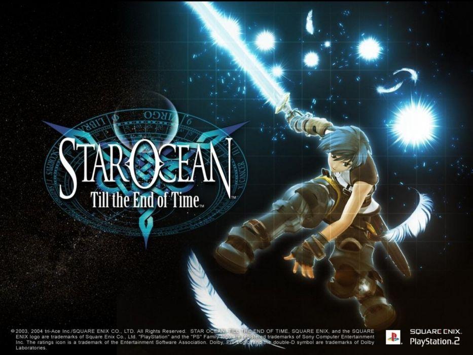 STAR-OCEAN action rpg fantasy anime sci-fi star ocean (63) wallpaper