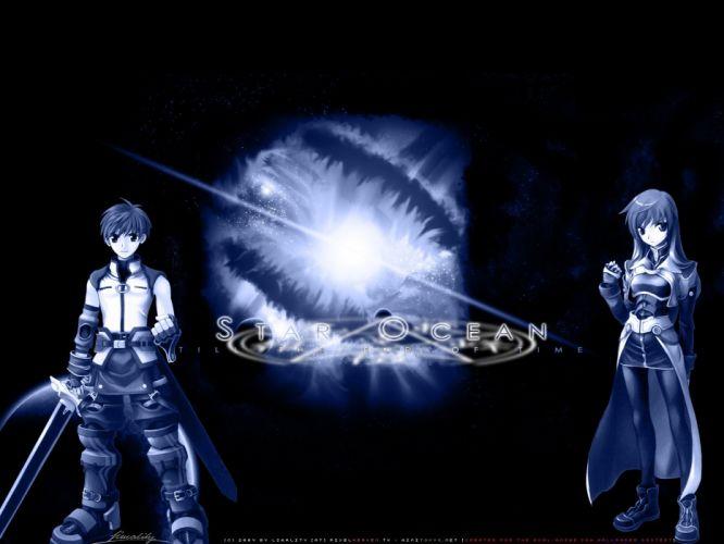 STAR-OCEAN action rpg fantasy anime sci-fi star ocean (76) wallpaper