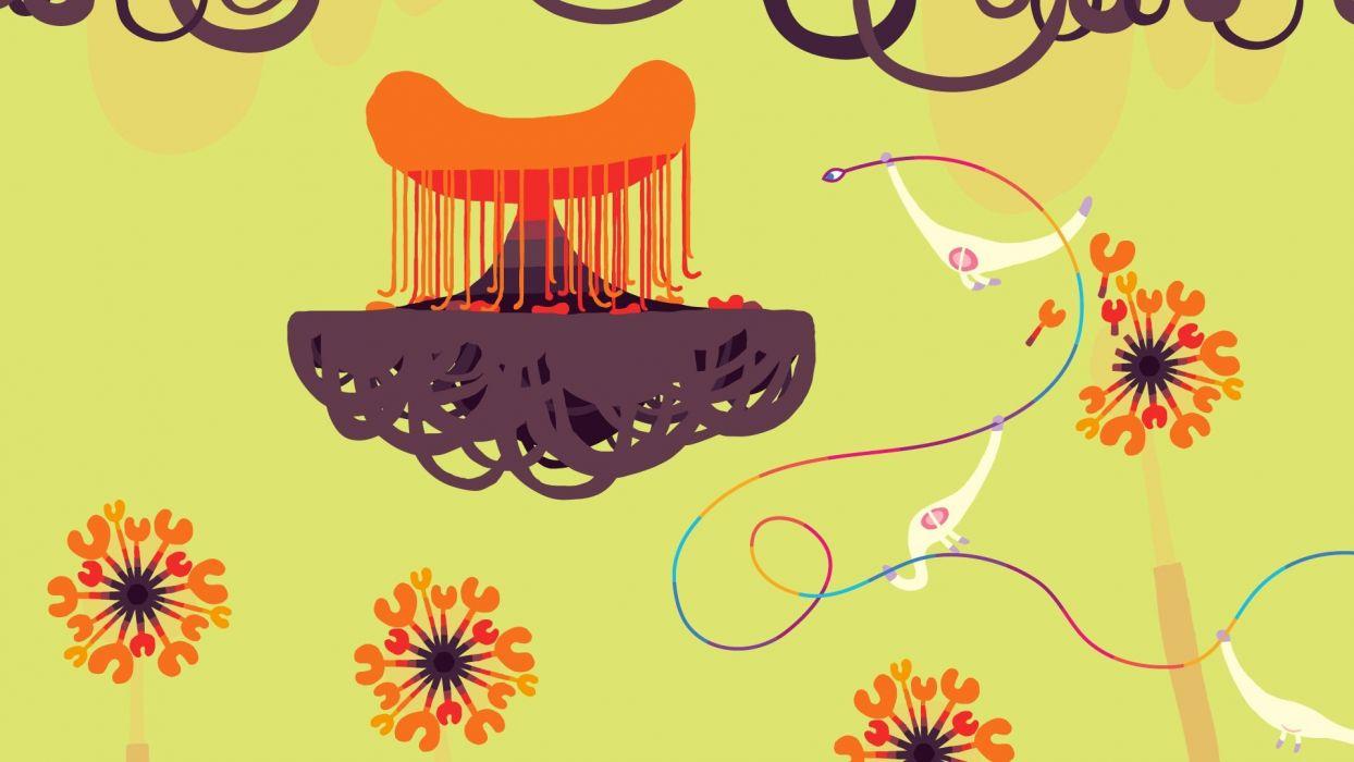 HOHOKUM adventure family cartoon sci-fi fantasy psychedelic (4) wallpaper