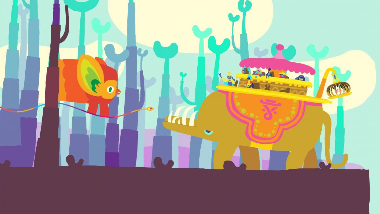 HOHOKUM adventure family cartoon sci-fi fantasy psychedelic (5) wallpaper