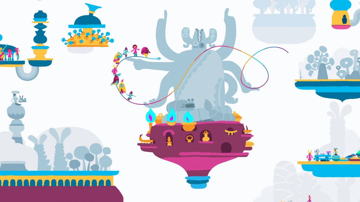 HOHOKUM adventure family cartoon sci-fi fantasy psychedelic (14) wallpaper